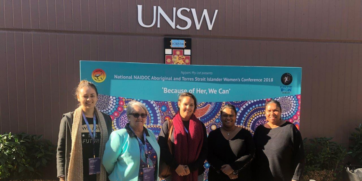 Naidoc Conference Cohort Suppoted By Iba 2